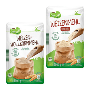 GUT BIO     Bio-Weizenmehl