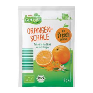 GUT BIO     Bio-Orangenschale