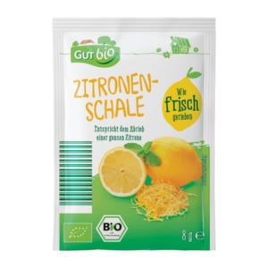 GUT BIO     Bio-Zitronenschale
