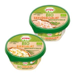 popp Bio-Brotaufstrich
