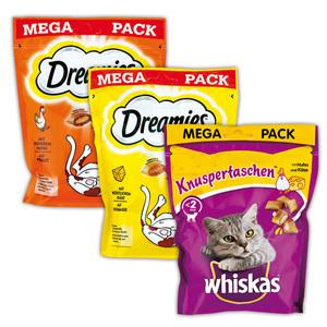Whiskas / Dreamies Snacks