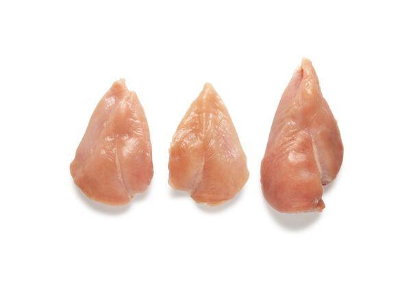 Hähnchen Brustfilet, Teilstück