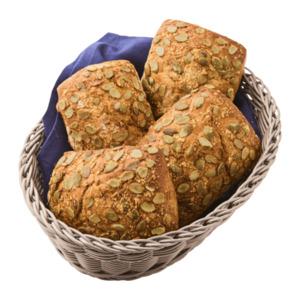 MEIN BESTES     Kürbiskern-Kartoffelbrötchen