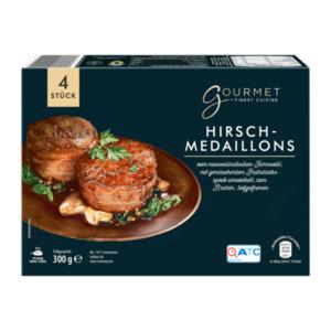 GOURMET     Hirsch-Medaillons
