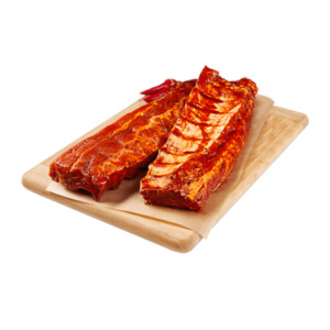 BBQ     Ofen Spare Ribs