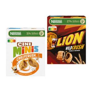 Nestlé Cerealien Kissen