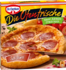 Dr. Oetker Die Ofenfrische oder Culinaria Pizza