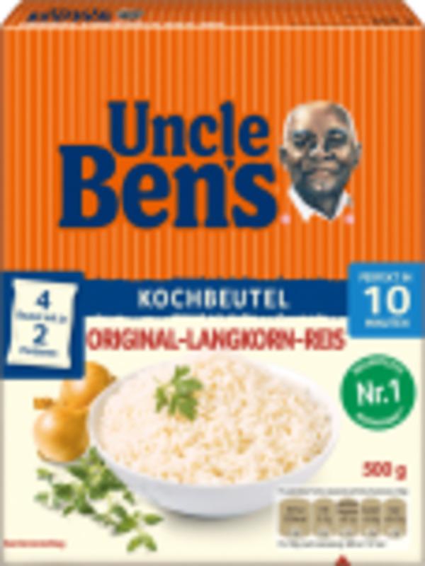 Uncle Ben's Original Langkorn-Reis