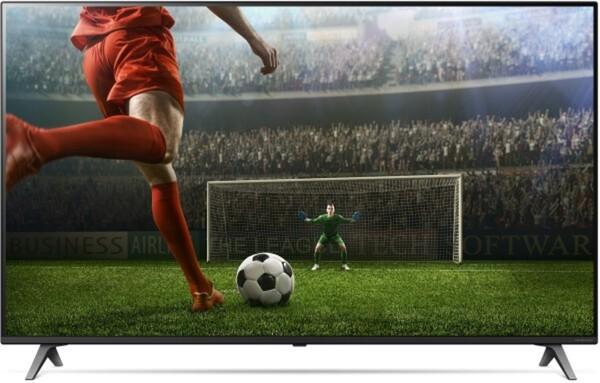 LG LED TV 55SM8050 ,  139 cm (55 Zoll), UHD, Smart TV, webOS 4.5 (AL ThinQ)