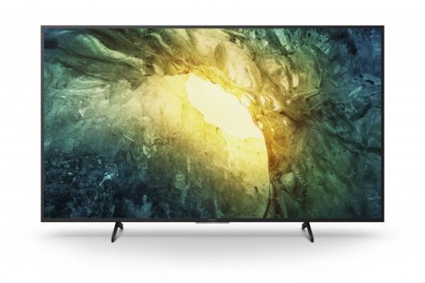 Sony LED TV KD55X7056 ,  139 cm (55 Zoll), UHD, WLAN, PVR, Triple Tuner