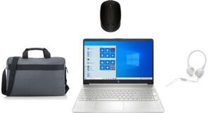 HP Notebook 15s-eq0654ng ,  39,6 cm (15,6 Zoll), 512 GB SSD, inkl. Tasche, Maus und Headset