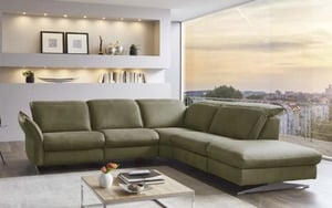 MCA furniture - Wohnlandschaft HU-RL17008 in goa