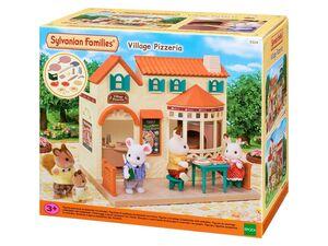 Sylvanian Families Steinofen Pizzeria