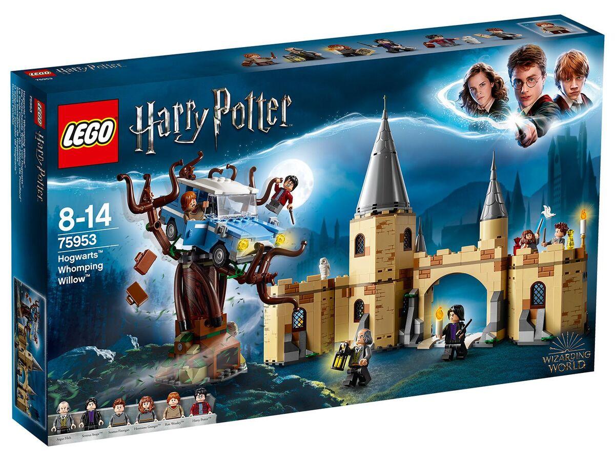 Bild 1 von LEGO® Harry Potter™ 75953 »Die Peitschende Weide von Hogwarts™«
