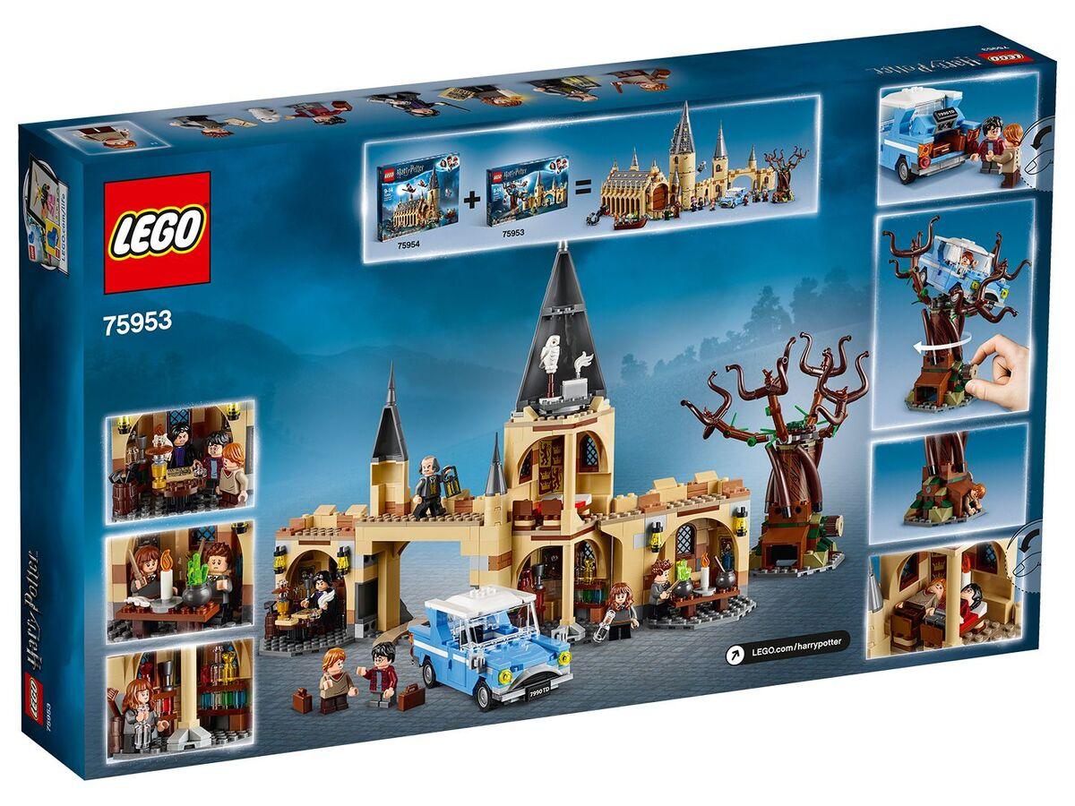 Bild 2 von LEGO® Harry Potter™ 75953 »Die Peitschende Weide von Hogwarts™«