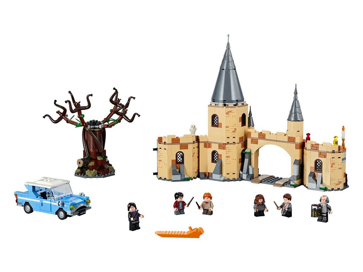 Bild 3 von LEGO® Harry Potter™ 75953 »Die Peitschende Weide von Hogwarts™«