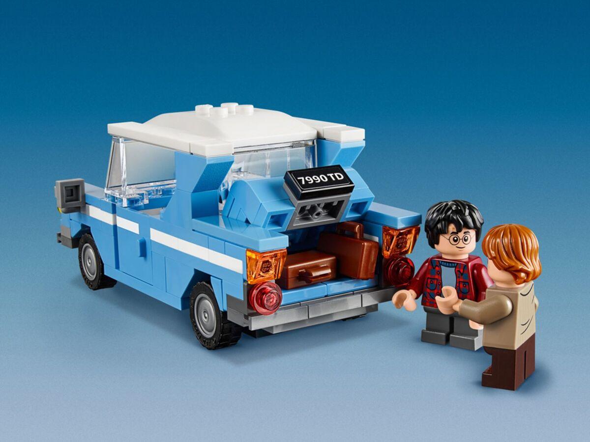 Bild 4 von LEGO® Harry Potter™ 75953 »Die Peitschende Weide von Hogwarts™«
