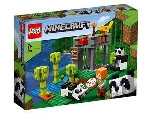 LEGO® Minecraft™ 21158 »Der Panda-Kindergarten«