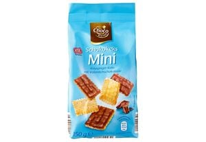 Choco BISTRO Mini-Kekse