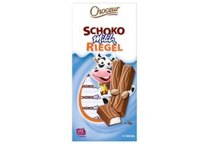 Schoko-Milch-Riegel
