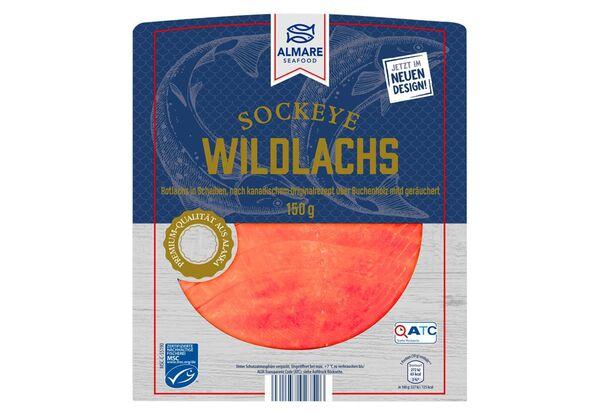 ALMARE Wildlachs