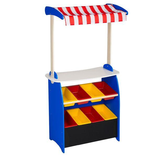 PLAYLAND Holz-Kaufladen, -Spielküche oder -Werkbank