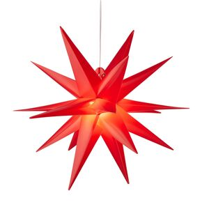 CASA Deco 3D-Leuchtstern