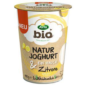 Arla®  Bio-Naturjoghurt & ein Hauch 425 g