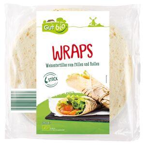GUT bio Wraps 240 g