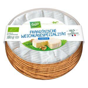 bio Französische Weichkäsespezialität 180 g