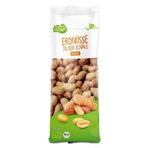 GUT bio Erdnüsse in der Schale 250 g
