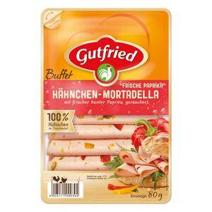 Gutfried Hähnchen- Mortadella 80 g