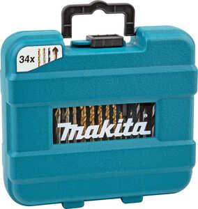MAKITA  Bit- und Bohrer-Set »B-68498«