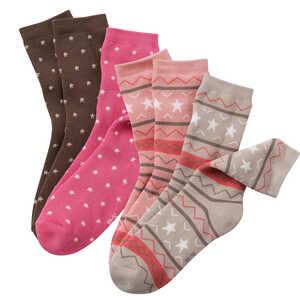 OYANDA®  Damen-Vollfrottee-Socken