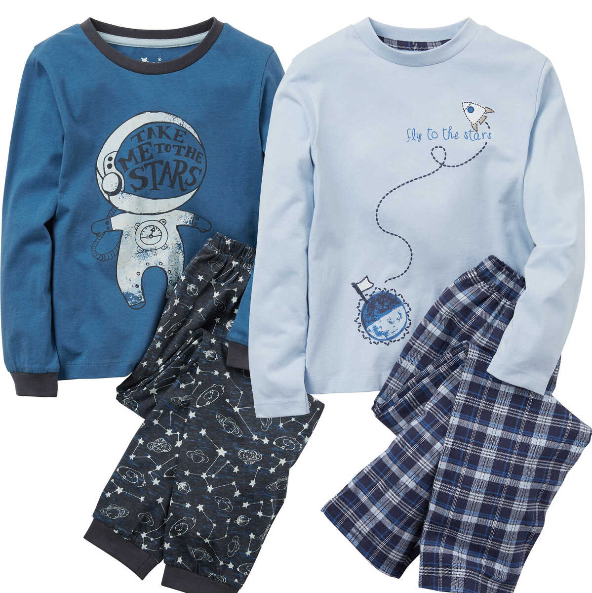 Bild 1 von KUNIBOO®  Kleinkinder-Pyjama