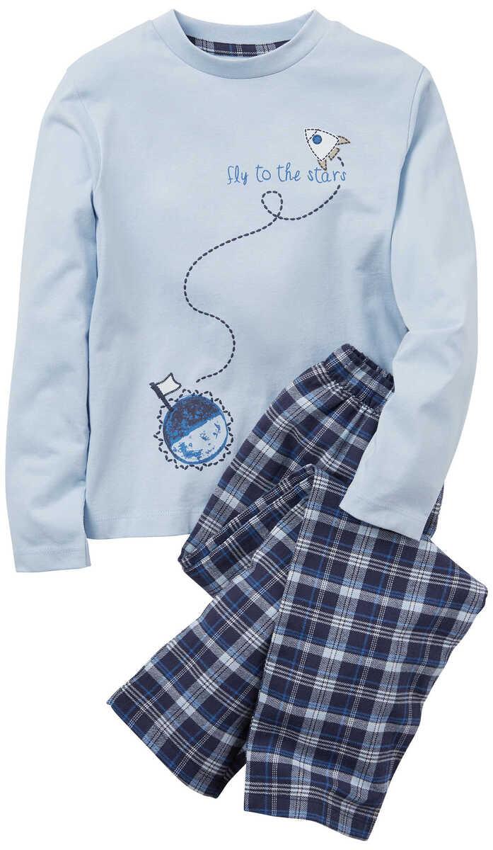Bild 2 von KUNIBOO®  Kleinkinder-Pyjama