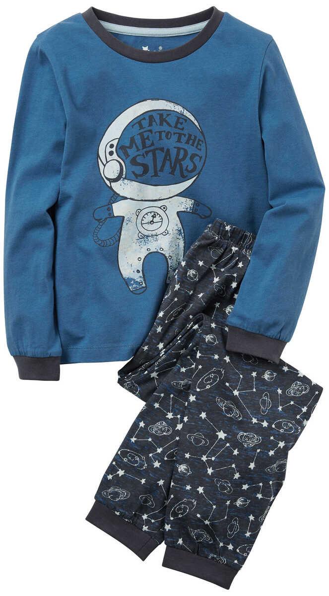Bild 3 von KUNIBOO®  Kleinkinder-Pyjama