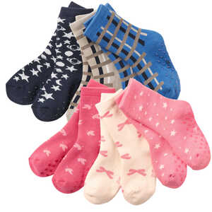 HIP&HOPPS®  Kinder-Vollfrottee-Socken