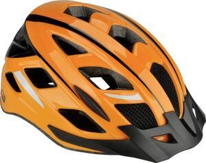 Fischer Fahrrad Urban Sport S/M MTB-Helm Orange, Schwarz Konfektionsgröße=M