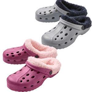 HIP&HOPPS®  Kinder-Warmfutter-Clogs
