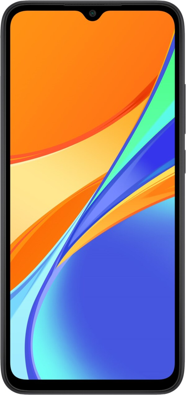 Redmi 9C (3GB+64GB) Smartphone midnight gray