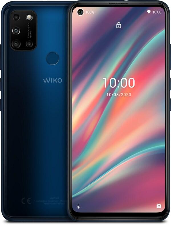 View5 Smartphone midnight blue
