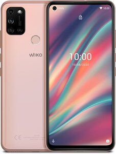 View5 Smartphone peach gold