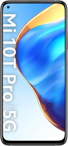 Mi 10T Pro (8GB+256GB) Smartphone lunar silver
