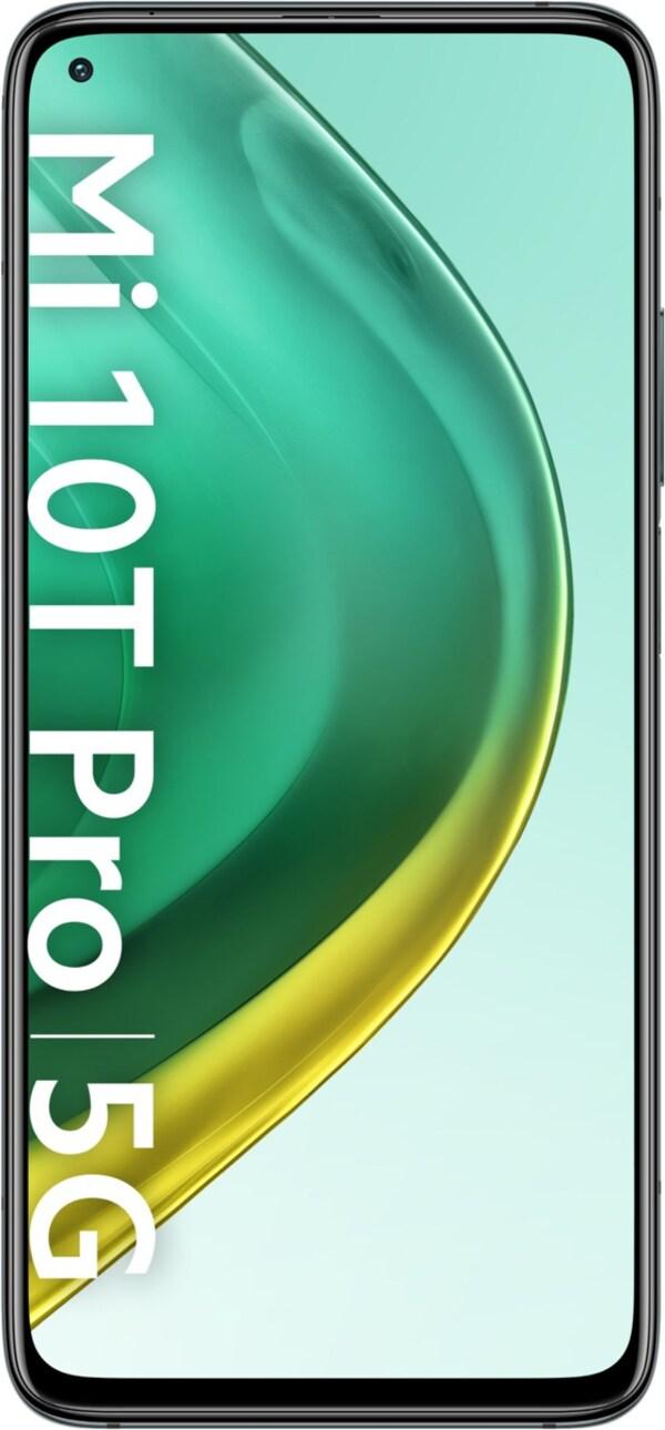 Mi 10T Pro (8GB+256GB) Smartphone cosmic black