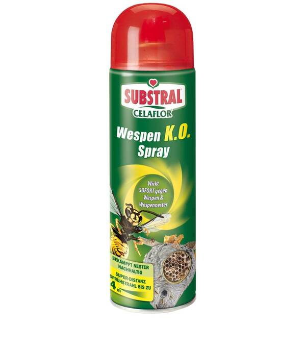 Wespen K.O. Spray - 500 ml Substral Celaflor