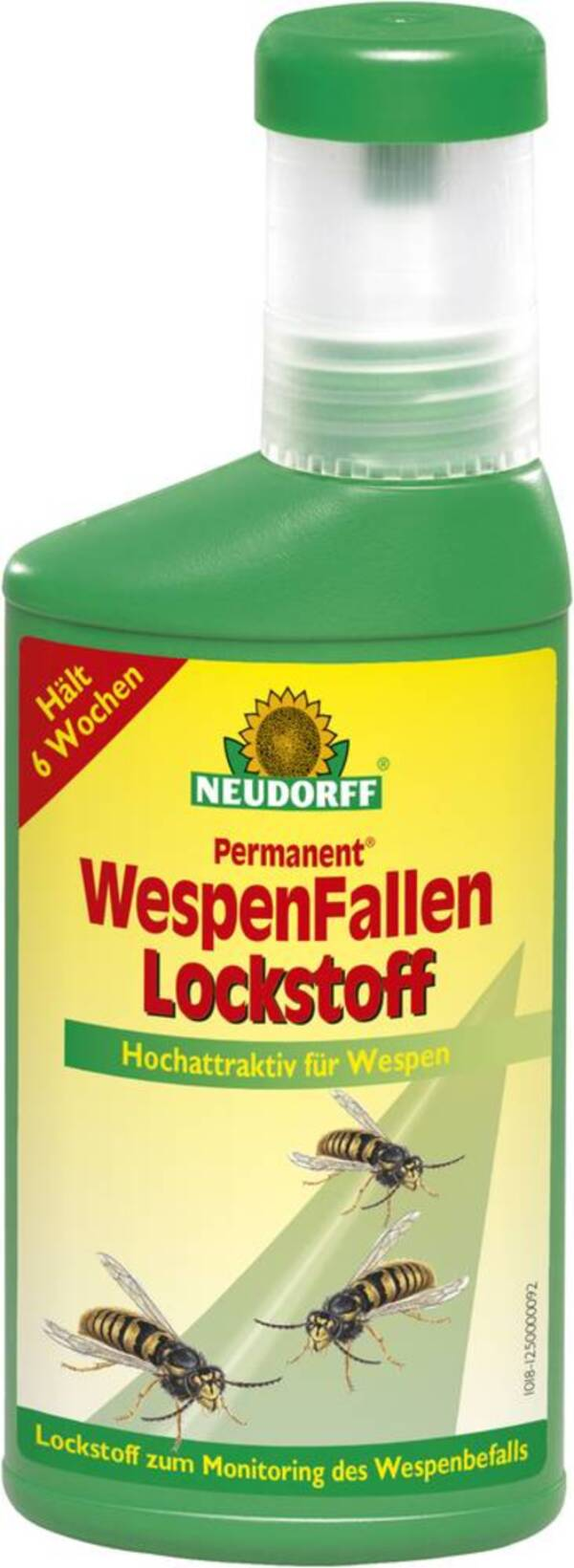 Permanent Wespen Fallen Lockstoff - 250 ml Neudorff