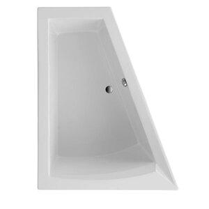 "Ottofond              Badewanne ""Galia II"" Mod. B 1750x1350x700 mm, weiß"