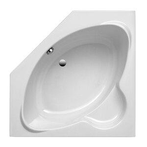 """Ottofond              Eckwanne """"Miami"""", 1250 mm, weiß"""
