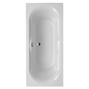 """Ottofond              Badewanne """"Madera"""", 1800x800 mm, weiß"""